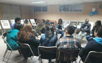 CON ÉXITO SE DESARROLLÓ REUNIÓN INFORMATIVA CON LA COMUNIDAD EN SALÓN DE CAPILLA SAN ESTEBAN