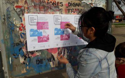 JORNADA DE DIFUSIÓN EN LA POBLACIÓN SANTIAGO