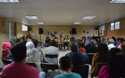 ¡Masivo y emotivo lanzamiento del libro «Memoria Social de la Población Santiago (1966-2017)» en la Capilla San Esteban