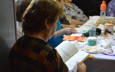Memorias de Chuchunco dice presente en el aniversario 51 del Centro de Madres y Club de Adulto Mayor «Las Lilas»